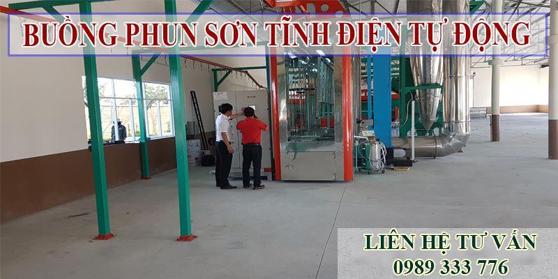 buong phun son